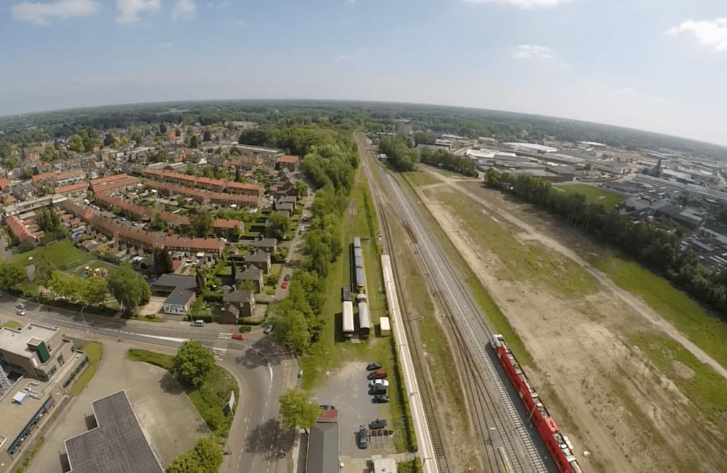 2.-Bouwlocatie-Kleine-parallelweg-Winterswijk-van-bovenaf-gezien