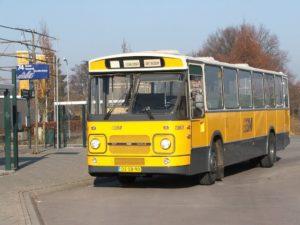 GSM autobus DAF MB200 1363