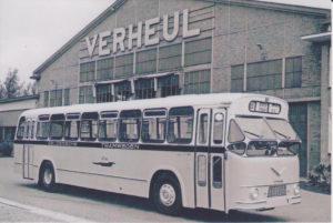 GTW autobus AEC 635