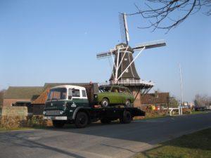 GTW vrachtwagen Bedford 853